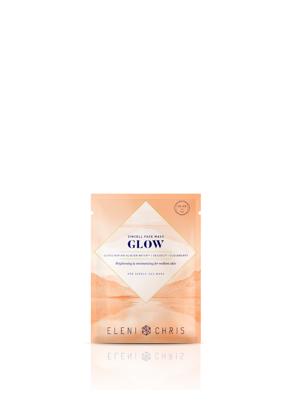 Glow Face Mask Single