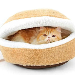 Soft & Cute Hamburger Bed