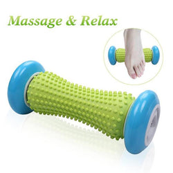 Foot Hand Massage Roller for Plantar Fasciitis Physical Therapy Pain Relief Deep Tissue