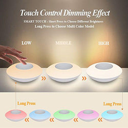 Night Light Portable Lamp Speakers With Smart Touch Control【Set the Mood Premium LED】