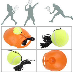 The Best Tennis Ball Trainer for self-study (2pcs)
