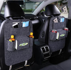 BUY 1 TAKE 1 FREE • Car Back Seat Organizer