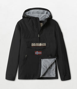 Анорак RAINFOREST POCKET BLACK