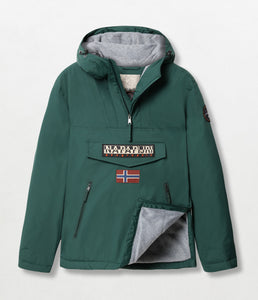 Анорак Rainforest Winter Pocket Hunter Green