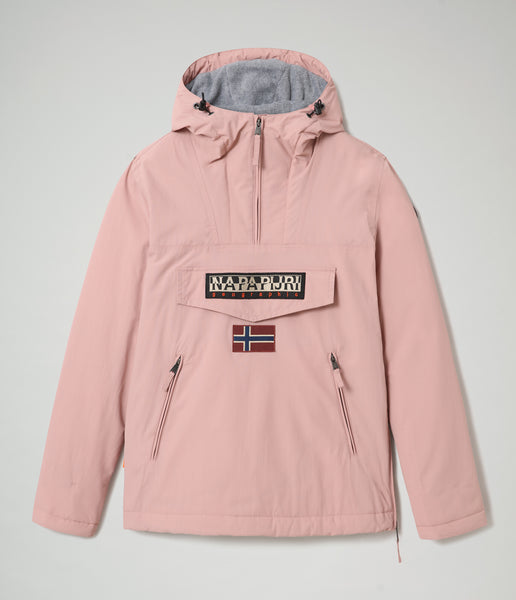 Анорак Rainforest Winter Pocket Pink Woodrose