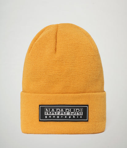 Шапка F-PATCH BEANIE YELLOW SOLAR