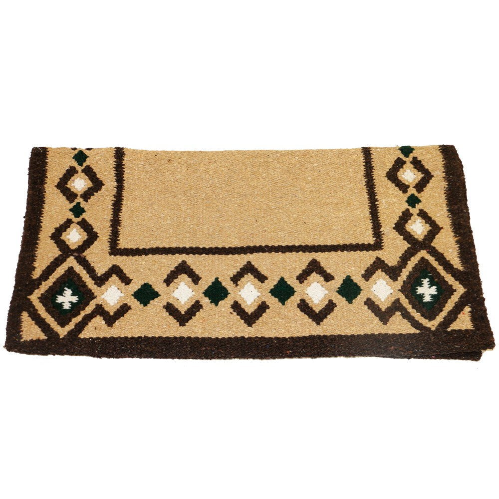 Fort Worth Saddle Blanket Diamond 81 x 162cm