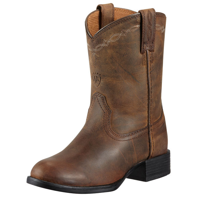 Ariat Kids Heritage Roper Top Boot