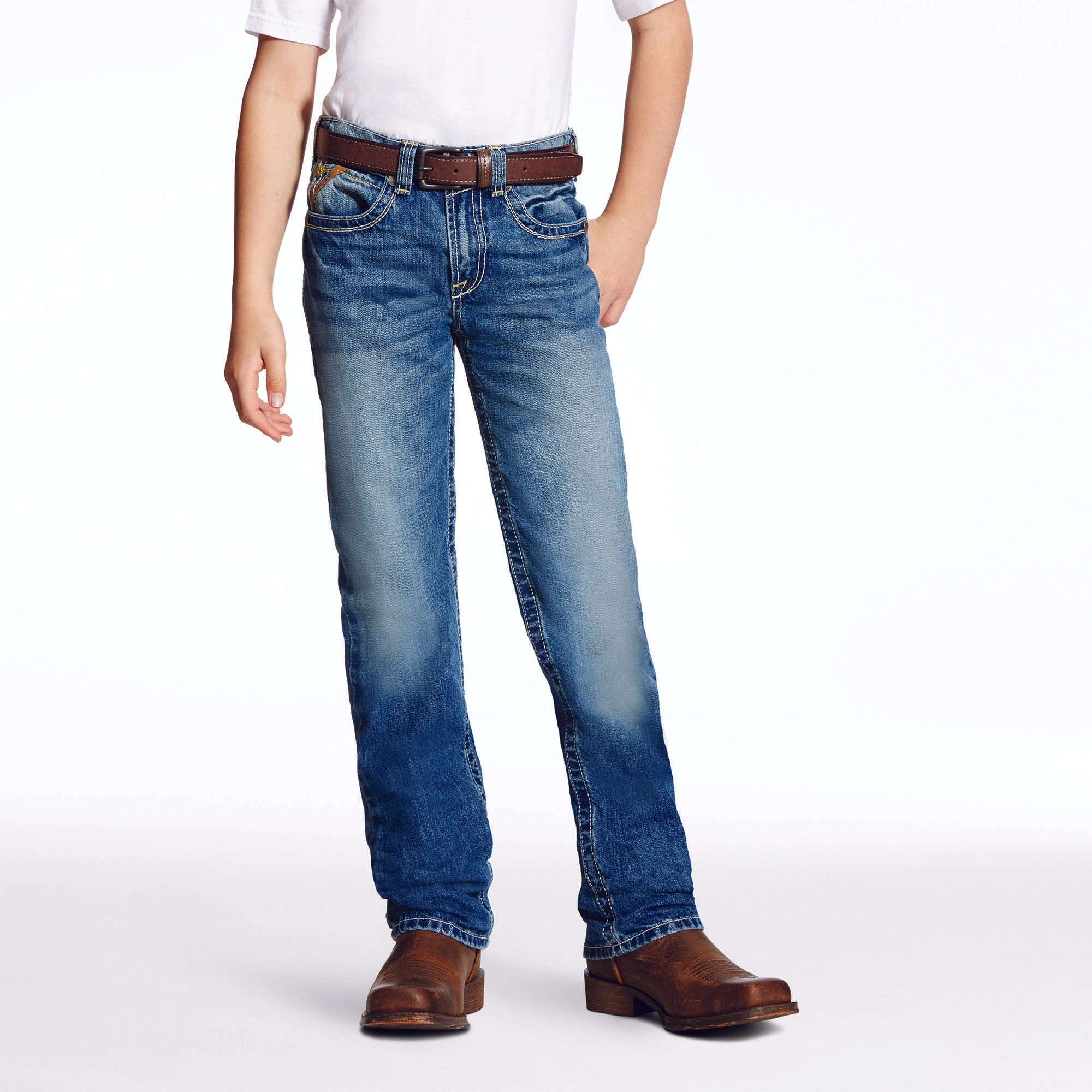 Ariat Boys B5 Powell Slim Fit Jean 10021860
