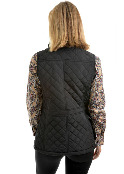 Thomas Cook Womens Michelle Quilted Vest