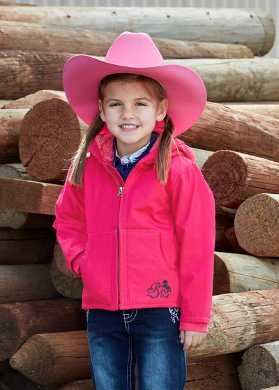 Pure Western Girls Jess Canvas Jacket