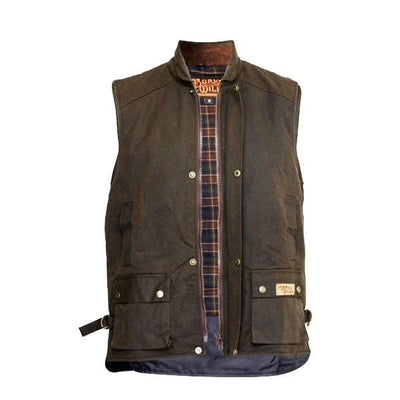Burke and Wills Mens Capricorn Vest