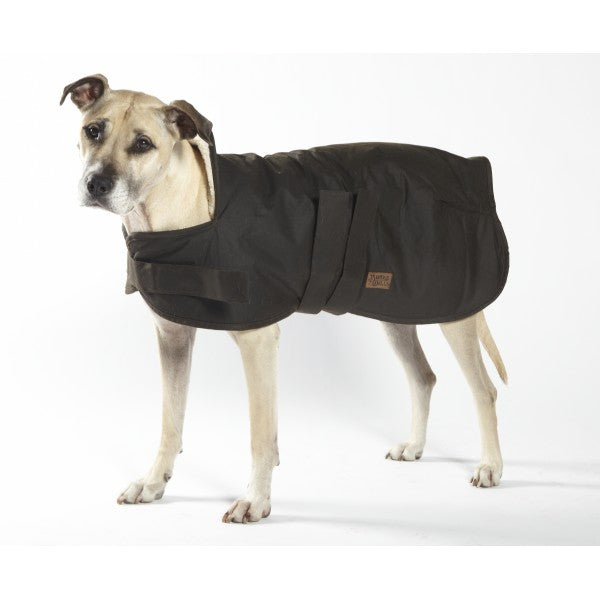 Dog Coat Burke and Wills Oilskin