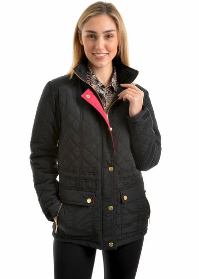 Thomas Cook Womens Michelle Quilted Jacket