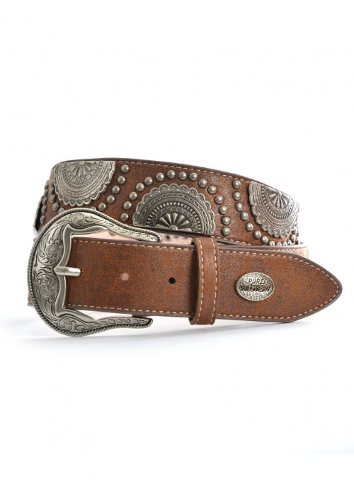 Pure Western Womens Erin Belt