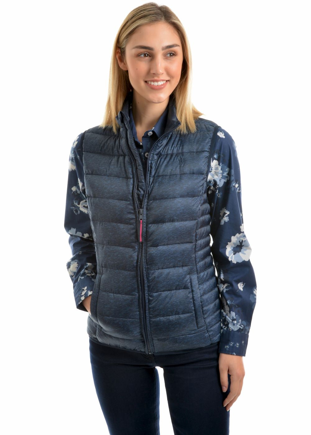 Thomas Cook Womens Oberon Light Weight Down Vest