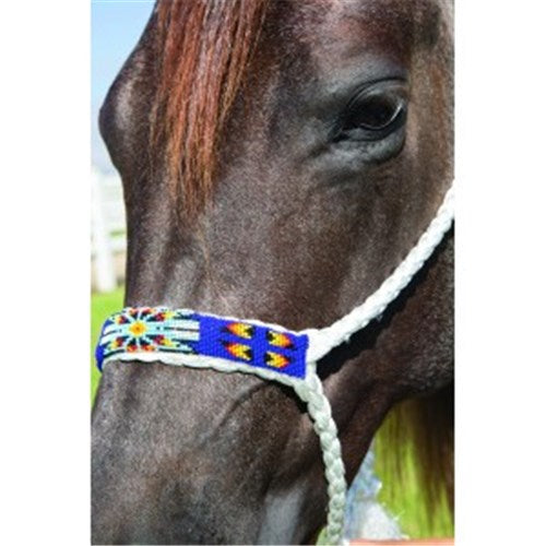 Professionals Choice Halter Braided w/ 10ft Lead