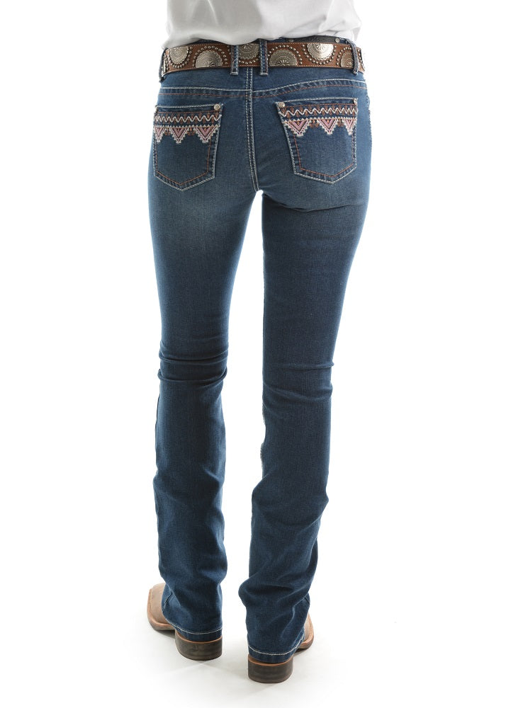 Pure Western Womens Darcy Bootcut Jean