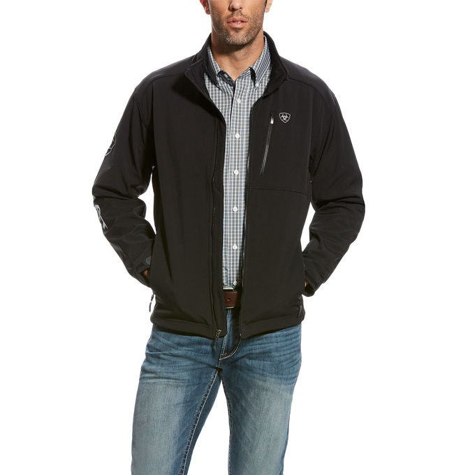 Ariat Mens Logo 2.0 Softshell Jacket 10023322