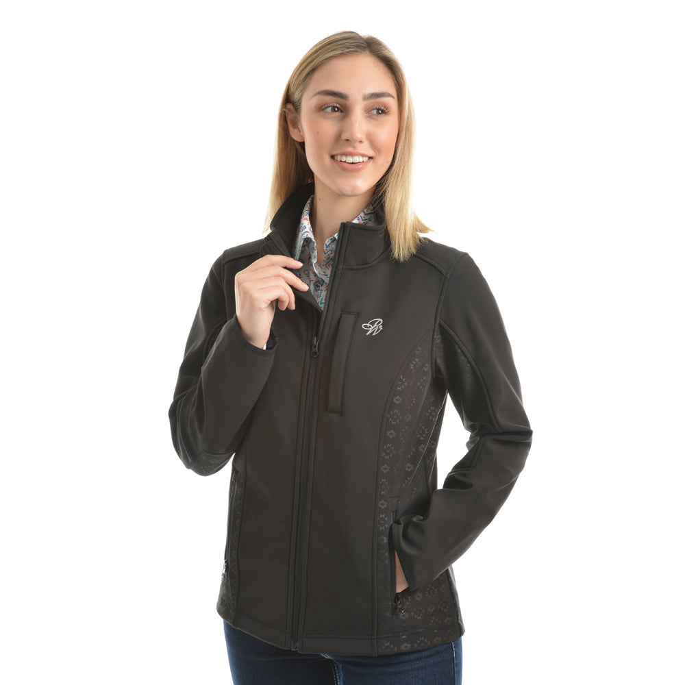 Pure Western Womens Nova Softshell Jacket