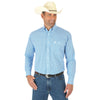 Wrangler Mens George Strait Print Long Sleeve Shirt