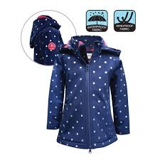 Thomas Cook Girls Elvy Softshell Jacket