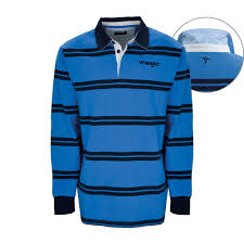 Thomas Cook Mens Casey Stripe Rugby