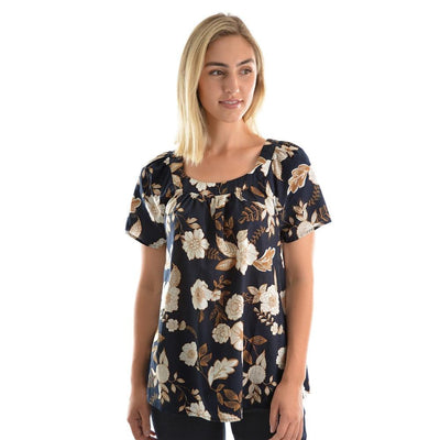 Thomas Cook Womens Anna Short Sleeve Top
