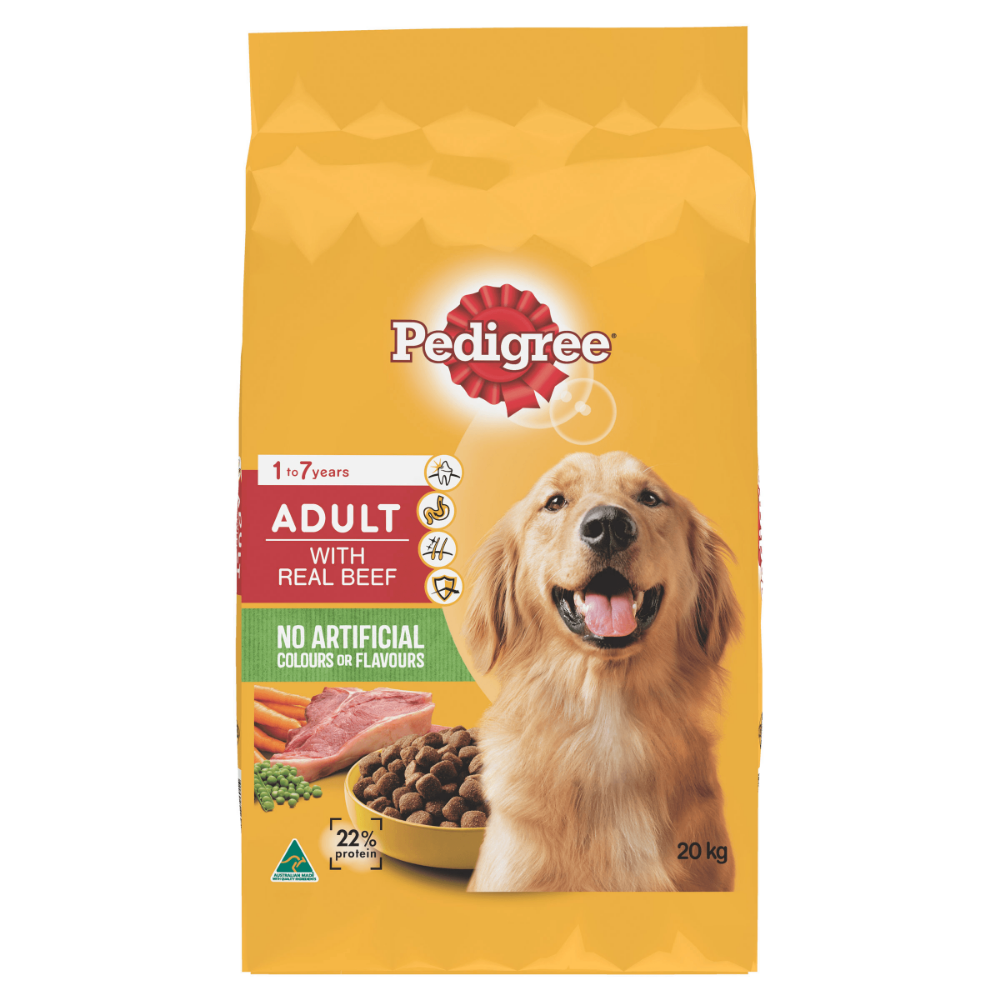 Pal Pedigree Adult 20kg