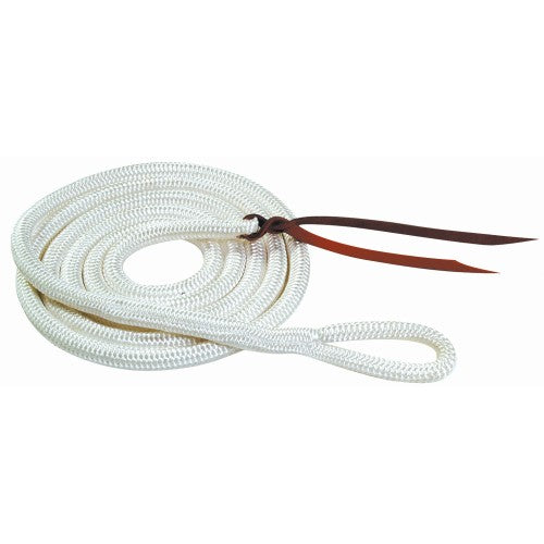 Horsemanship Training Rope 10ft No Snap