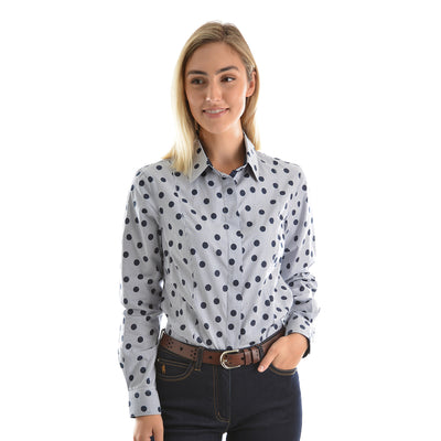Thomas Cook Womens Penny Long Sleeve Shirt