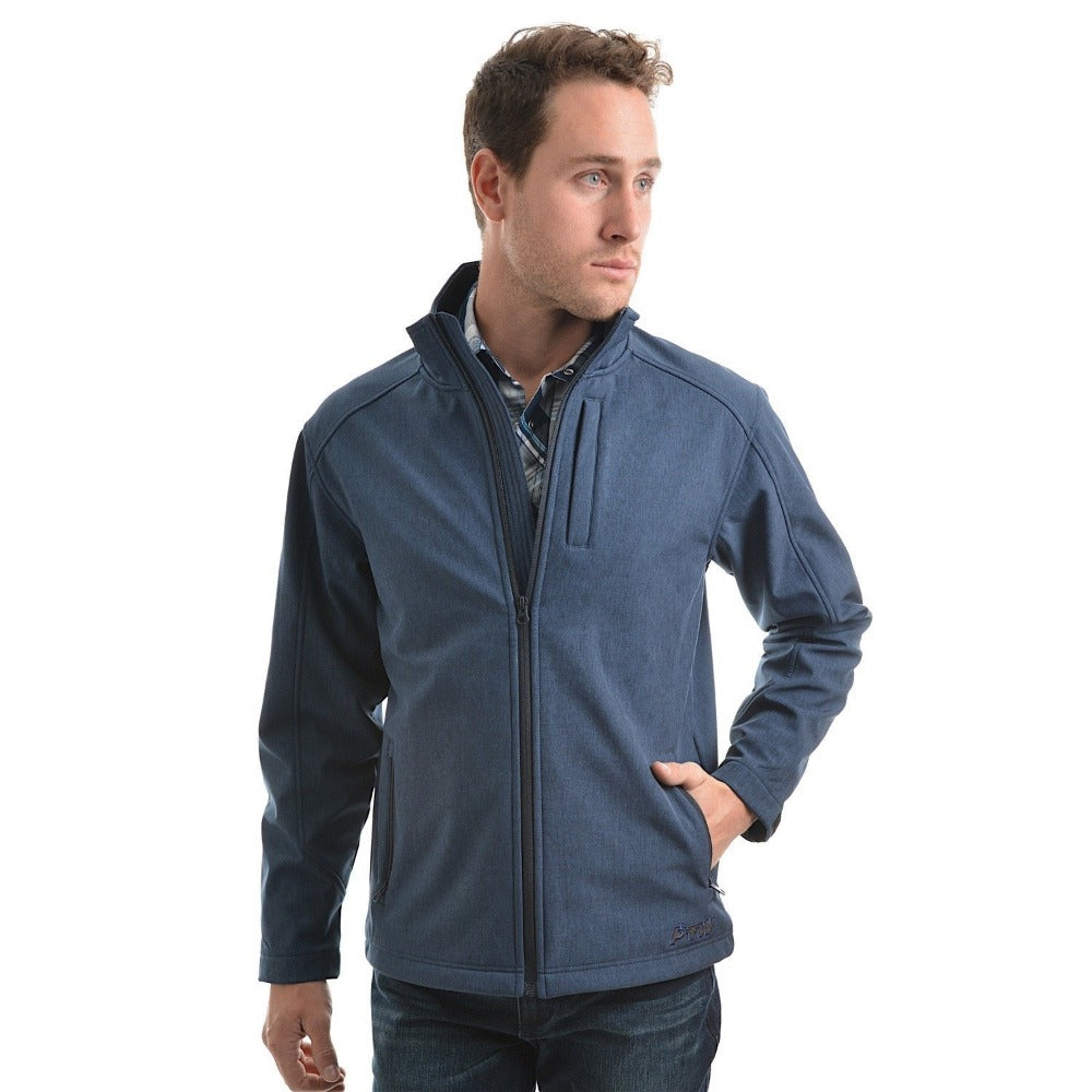 Pure Western Mens Ryland Softshell Jacket