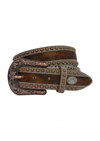 Pure Western Womens Harriet Belt