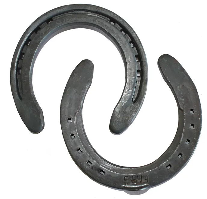 Horse Shoe ODwyer Size 1 Flat Hack