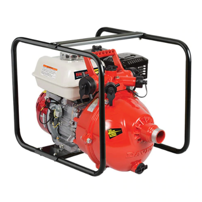 Davey Firefighter Twin 6.5HP 5265HCRT