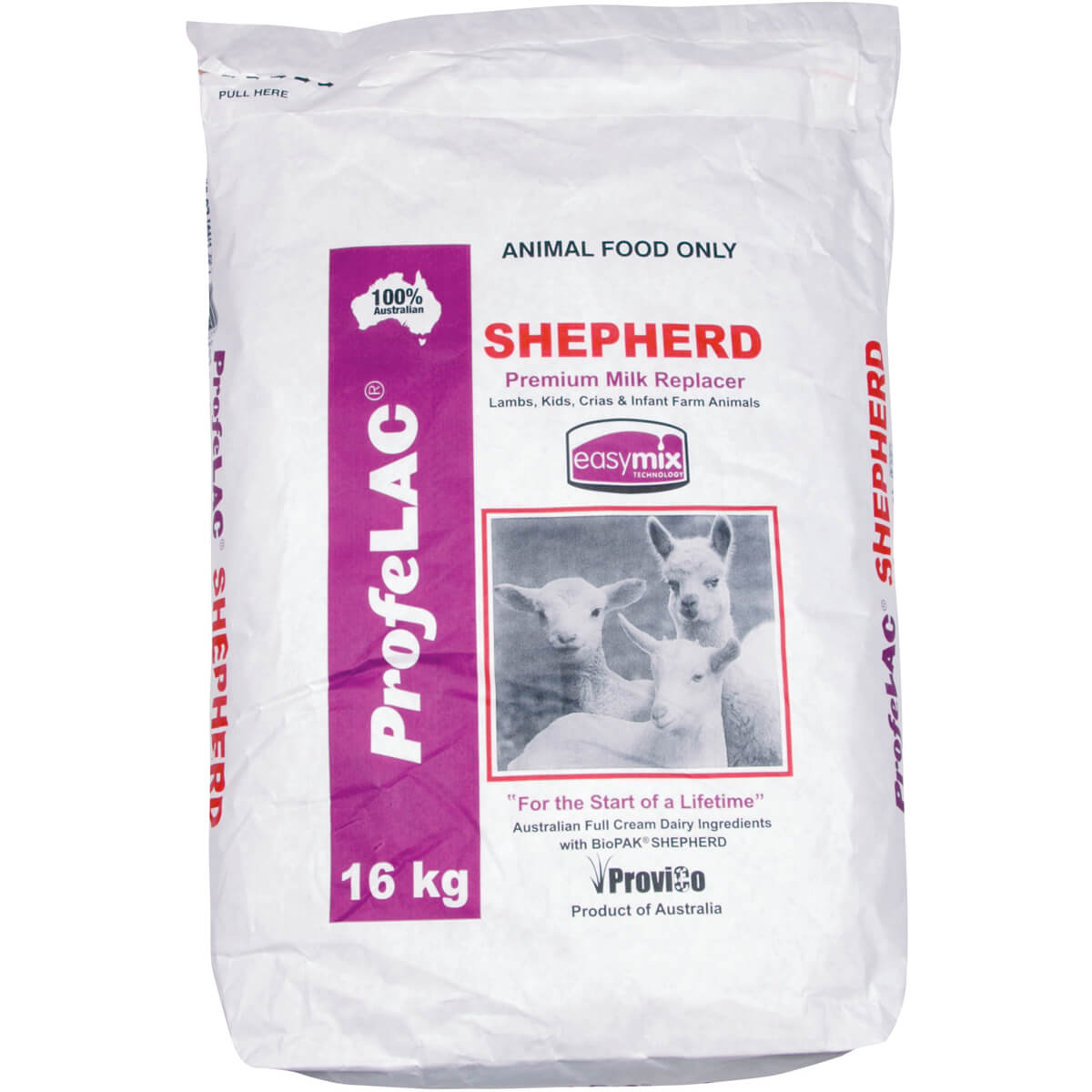 Profelac Shepherd Premium Milk Replacer Lamb and Kid 16kg