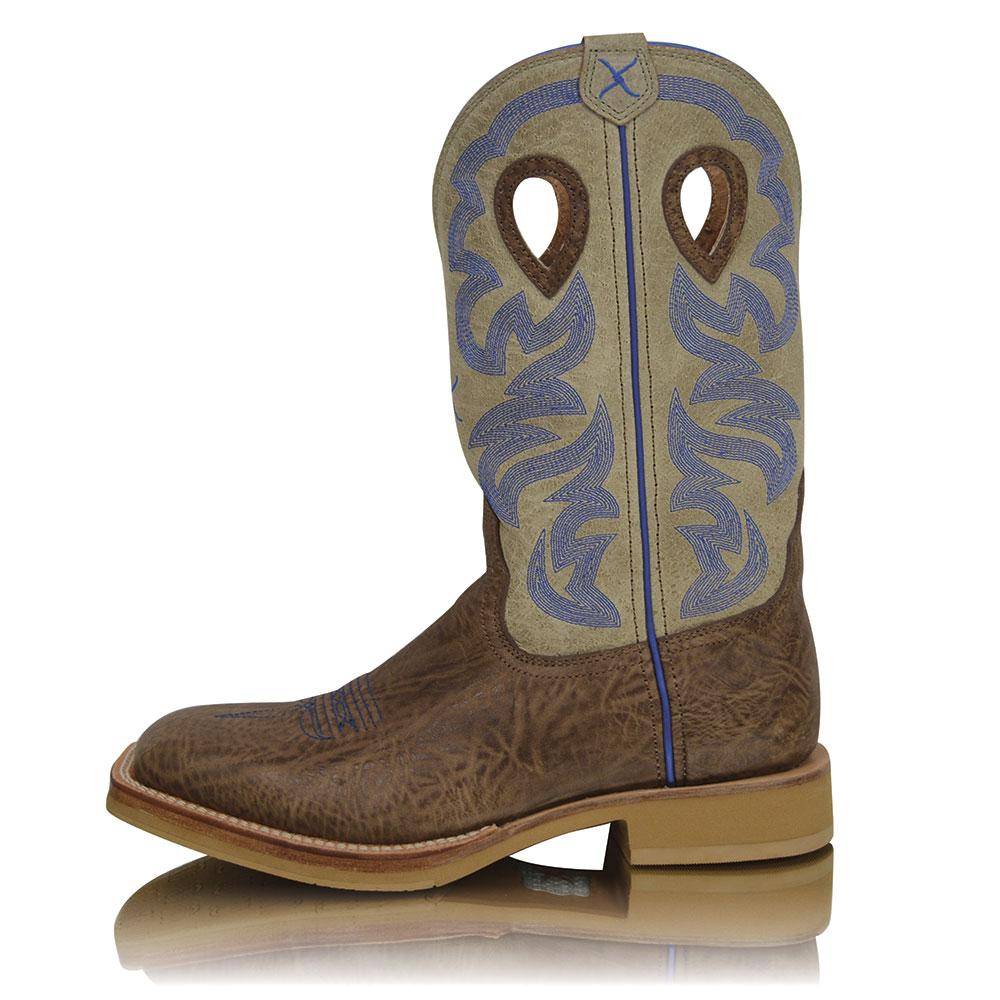 Twisted X Mens Horseman Top Boot