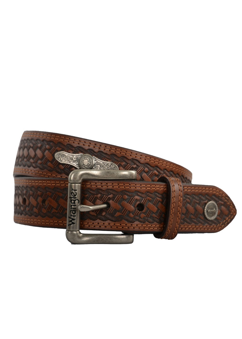 Wrangler Mens Flinders Belt