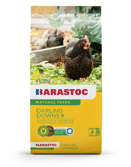 Barastoc Chicken Darling Downs Layer Grain Mix 20kg