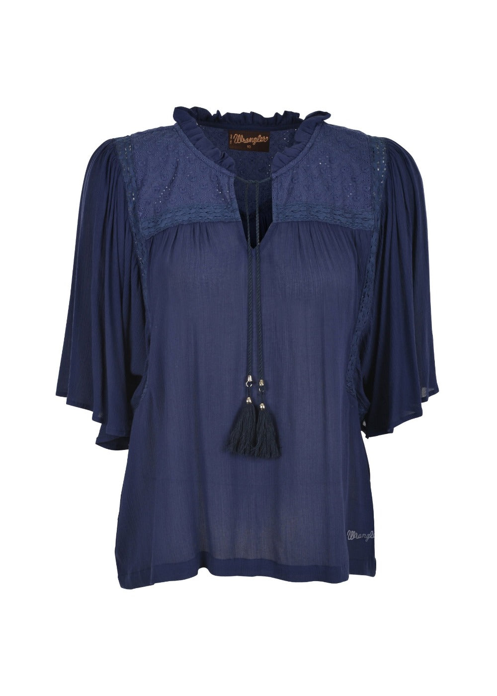 Wrangler Womens Martine Blouse