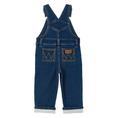 Wrangler Baby Western Bib and Brace Overalls