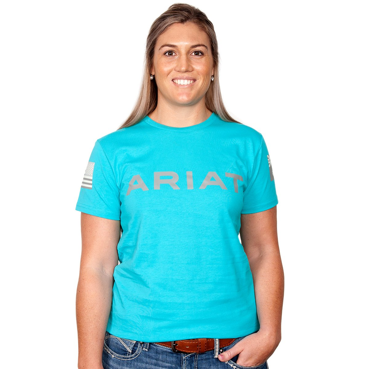 Ariat Womens Patriot Tee 90002001