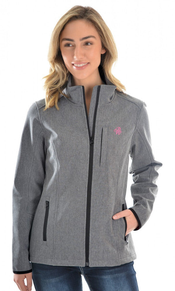 Pure Western Womens Jess Softshell Jacket