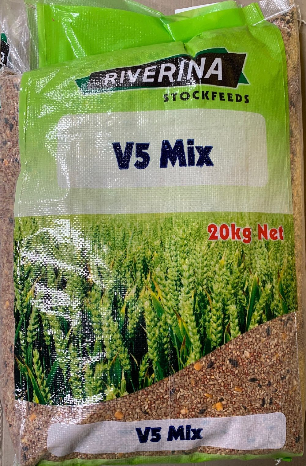 Riverina Chicken V5 Grain Mix 20kg