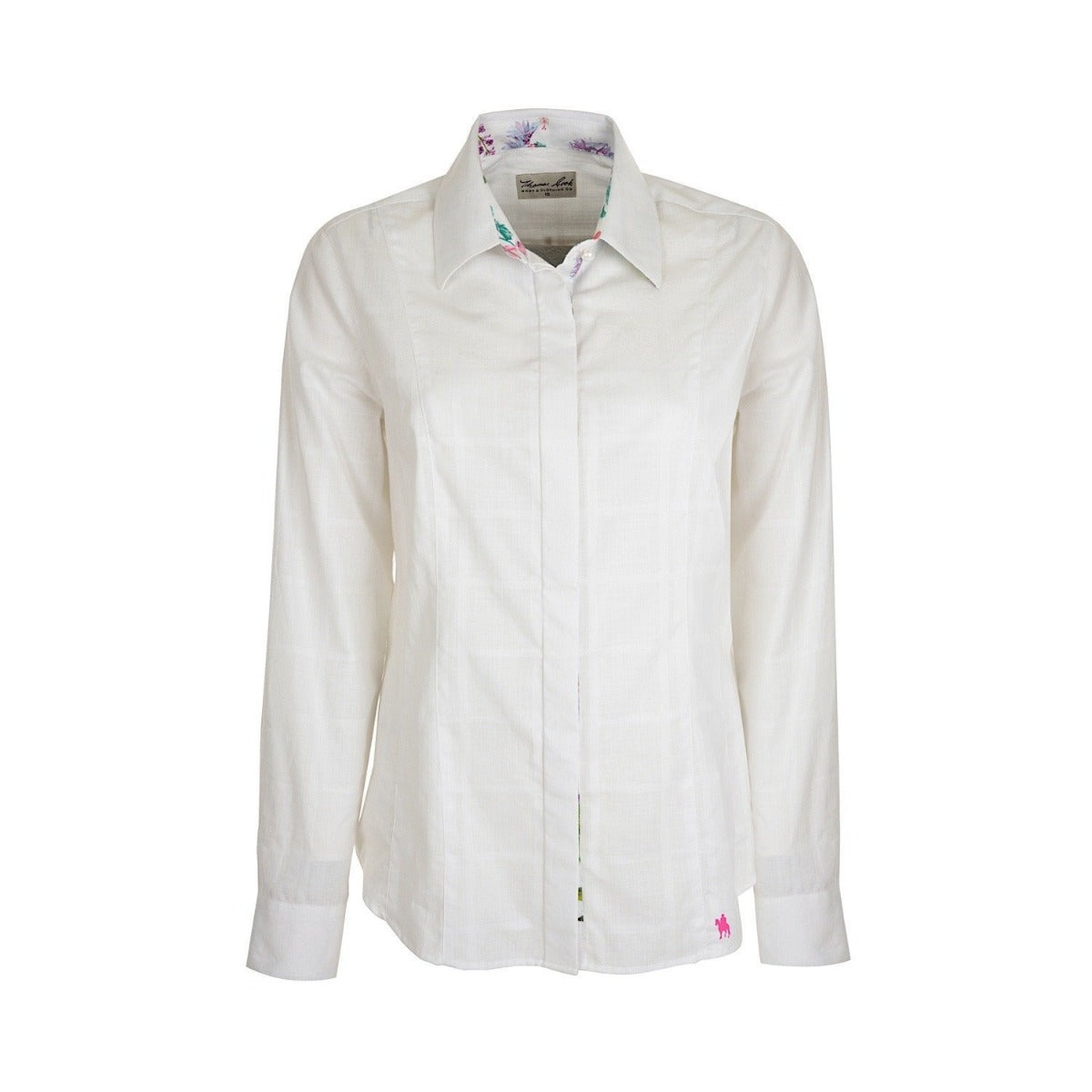Thomas Cook Womens Toowoomba Long Sleeve Shirt
