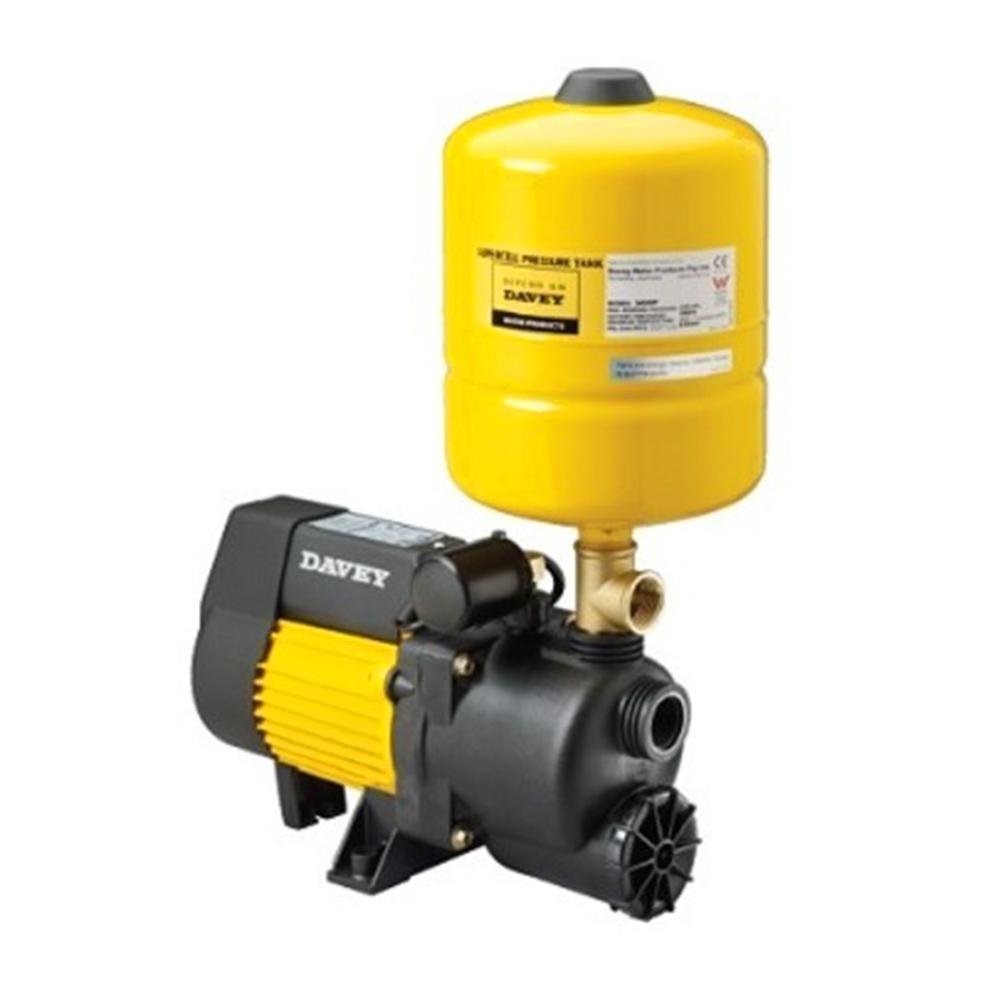 Davey Pressure Pump with 8L Tank XP35P8