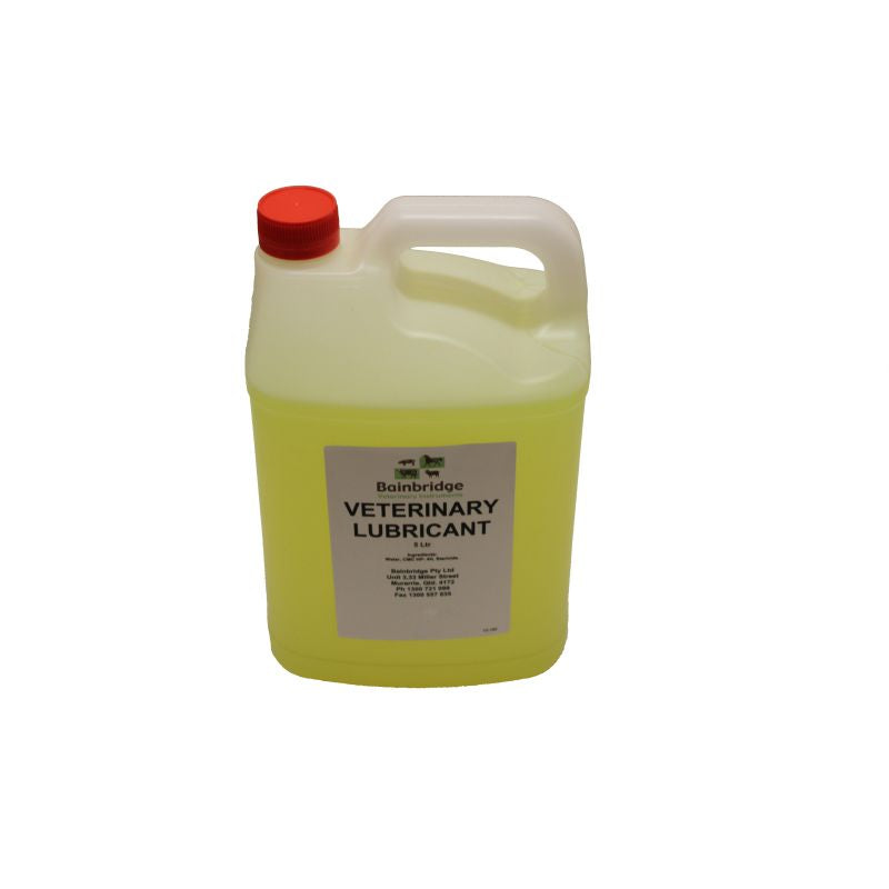 Veterinary Obstetric Lubricant 5L
