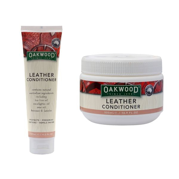 Oakwood Leather Conditioner 125ml