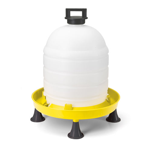 Poultry Drinker Supreme 15L Top Fill With Legs