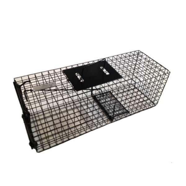 Trap Cage Small 35 x 13 x 13cm Rat